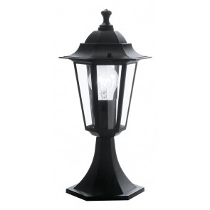 Laterna 4, Farbe: schwarz, Höhe: 40,5 cm