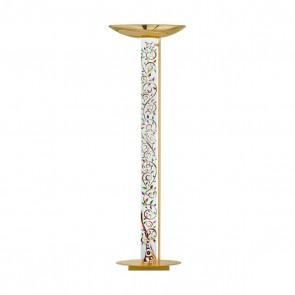 Delphi SL, 24 Karat Gold, Glas, LED dimmbar, 2252.41.3.Al.Mt