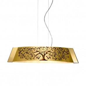 Barca PL, 24 Karat Gold, Glas, LED dimmbar, 2295.31L.3/al99