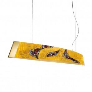 Barca PL, 24 Karat Gold, Glas, LED dimmbar, 2295.32.3/ki30