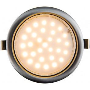 Heitronic LED EINBAUSTRAHLER GX53 5W WARMWEISS + 1,5M KABEL