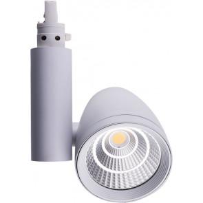 Raio, LED, IP20, 35W, schwenkbar, weiß