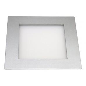 Heitronic LED Panel, 18 x 18 cm, 11W, dimmbar, tageslichtweiß