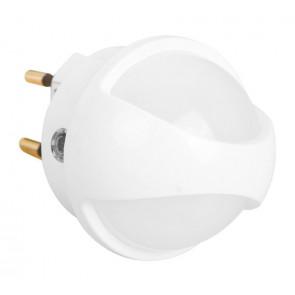 Cursa Sensor Länge 5,5 cm weiß 2-flammig rund