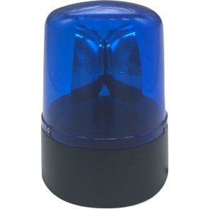 Globo POLICE Tischleuchte Blau, 1xLED