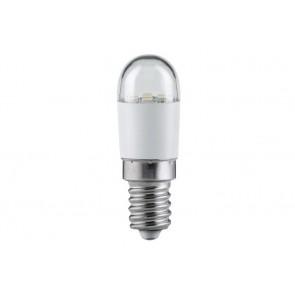 Paulmann LED Birnenlampe, 1W E14, Tageslichtweiß