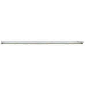 Frankfurt 28 W Länge 118,4 cm weiß 1-flammig rechteckig