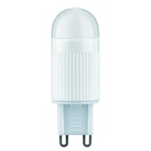 LED Stiftsockel, 2,4W G9 230V 2700K