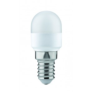 LED Birnenlampe 1,8W E14 230V Opal 2700K