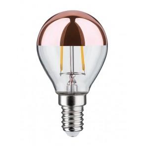 Paulmann LED Tropfen 2,5W E14 230V Kopfspiegel Kupfer 2700K