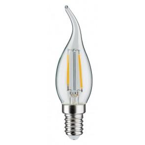 LED Kerze Cosylight, 2,8W E14 230V Klar 2700K dimmbar
