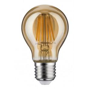 LED Vintage AGL 6W E27 230V Gold Dimmbar 1700K