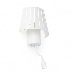 Mix WL, Weiß 1 E27 60W With Reader LED 3W