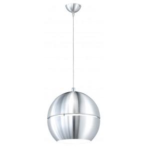 Slash, E27, IP20, Ø 30 cm, metallisch