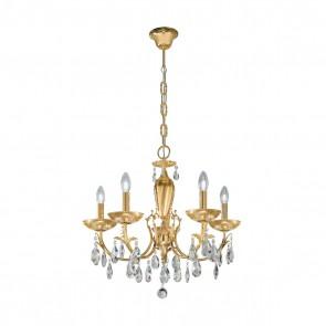 Victoria 2 Luster, 24 Karat Gold,  E14, 3003.85.3.KoT/aq21