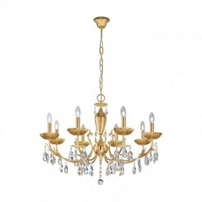 Victoria 2 Luster, 24 Karat Gold,  E14, 3003.88.3.KoT/li30