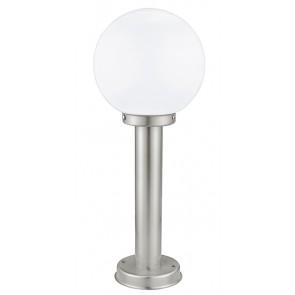 Nisia, Höhe 50 cm, Glas weiß