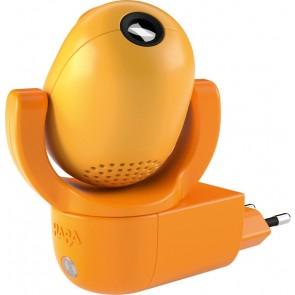 LED-Steckdosenlicht 6 Träumende Tierkinder Motiven plus Musik, Sensor, drehbar