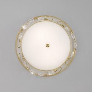 Bellissima DL, 24 Karat Gold, Glas, E27, 309.12.7