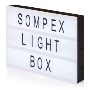Lightbox, 30 x 22 cm