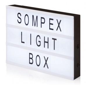 Lightbox groß, Batteriebetrieben, 42 x 30 cm