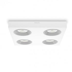 Philips INS Quine LED Deckenleuchte weiß 2000lm
