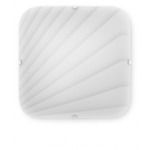 Mezen, Maße: 30 cm x 30 cm, quadratisch, Linienmuster