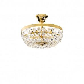 Maria Louise DL, 24 Karat Gold, Kristall, E14, 3149.13K.3.KoT
