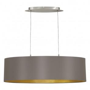 EGLO Maserlo, Länge: 78 cm, cappuccino-gold