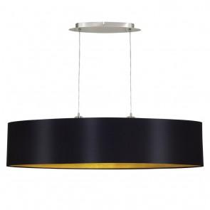 EGLO Maserlo, Länge 100 cm, schwarz-gold