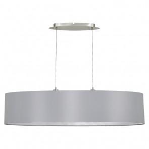 EGLO Maserlo, Länge: 100 cm, grau-silber