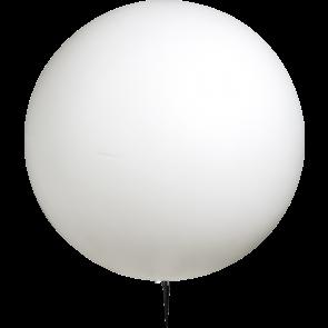 TOULA Außenleuchte Kunststoff Weiß, 1 x E27