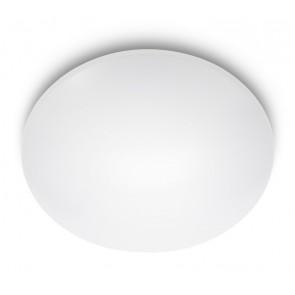 Suede, Ø 28 cm, Weiß