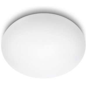 Suede, Ø 50 cm, Weiß