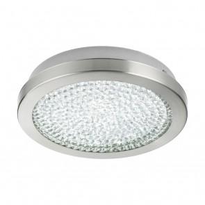 Arezzo 2, Ø 28 cm, LED, mit Glaskristallen