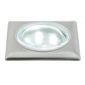 NP Mini EBL LED eckig 5x0,5W 3,6VA 230/12V 35x35m