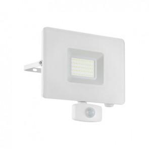 Faedo 3, LED, mit Bewegungsmelder, 50W, weiß