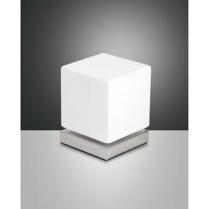 Brenta LED, Verchromt, geblasenes Glas, weiß, 540lm, 6W