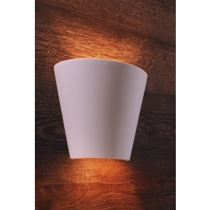 Deko-Light Ilaria, weiß/ überstreichbar