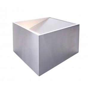 Deko-Light Dado, silber poliert