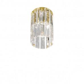 Prisma Spot, 24 Karat Gold, Kristall, G9, 344.11M.3