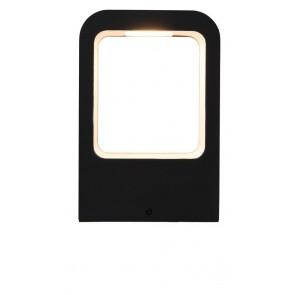 Juna, LED, inkl Vorschaltgerät, schwarz