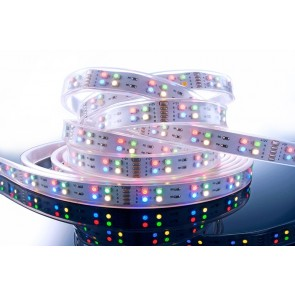 Deko-Light Flexibler LED Stripe, RGB+warmweiß, 5m Rolle, 720 LED