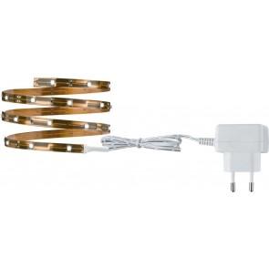 Nice Price LED Strip Set 1m Warmweiß 2,4W 230/12V