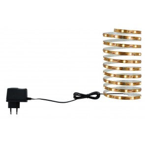 TIP LED Strip Set 3m Kaltweiß 7,2W 230/12VDC Kupf