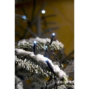 KonstsmideWeihnachten Micro LED Lichterkette, kalt weiß