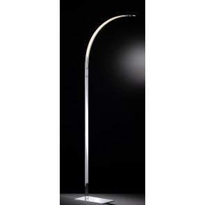 Luz, Höhe 165 cm, 3-Stufen-Dimmer, inkl LED, Chrom