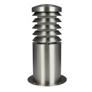 Calypso Höhe 30 cm metallisch 1-flammig zylinderförmig
