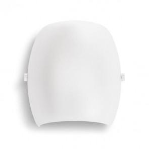 INS Meton LED Wandleuchte Opalglas weiß 320lm