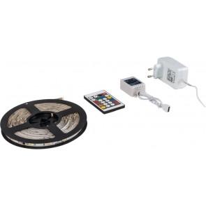 LED DIGITAL STRIP 5M RGB + WARMWEISS IP20